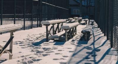 Wintertennis jeugd